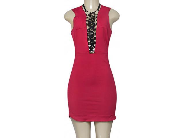 Vestido Feminino Moikana 180176 Rosa
