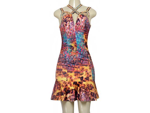 Vestido Feminino Moikana 190044 Estampado