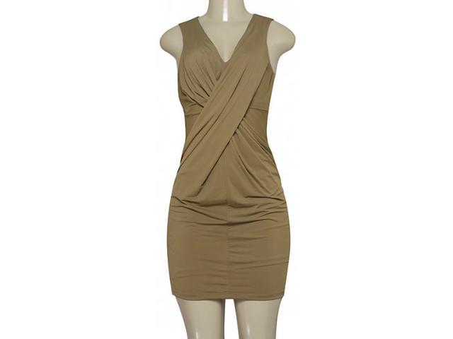 Vestido Feminino Moikana 190173 Bege