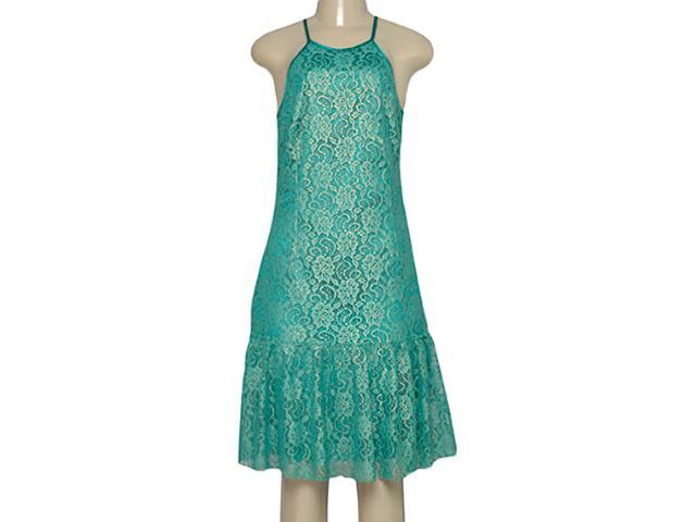 Vestido Feminino Moikana 11032 Verde