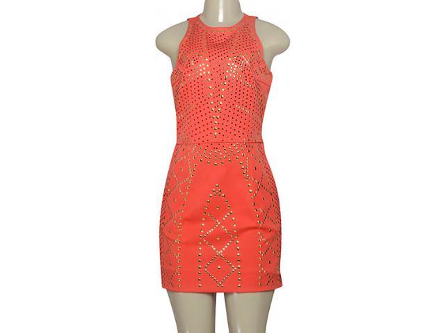 Vestido Feminino Moikana 8056 Coral