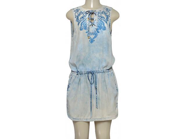Vestido Feminino Moikana 198082 Jeans