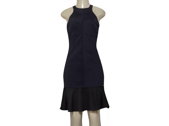 Vestido Feminino Moikana 190035 Preto