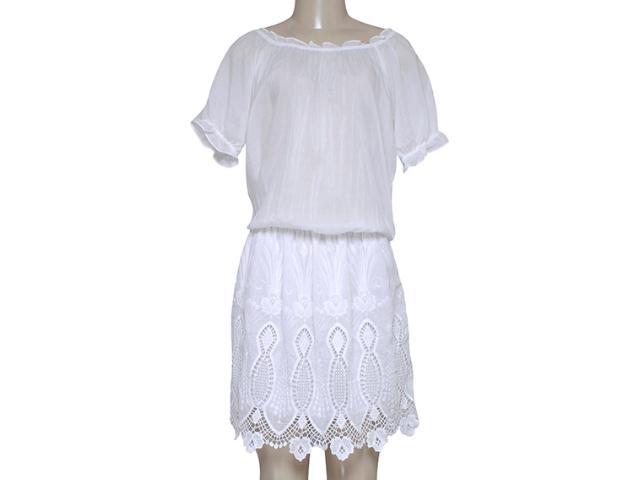 Vestido Feminino Morena Rosa 103572 Off White