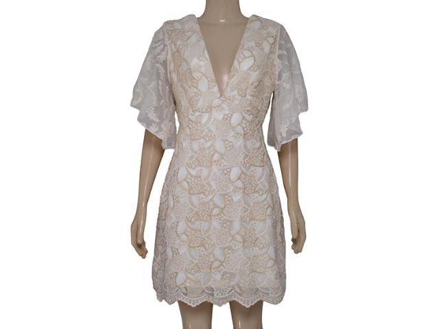 Vestido Feminino Morena Rosa 104135 Off White