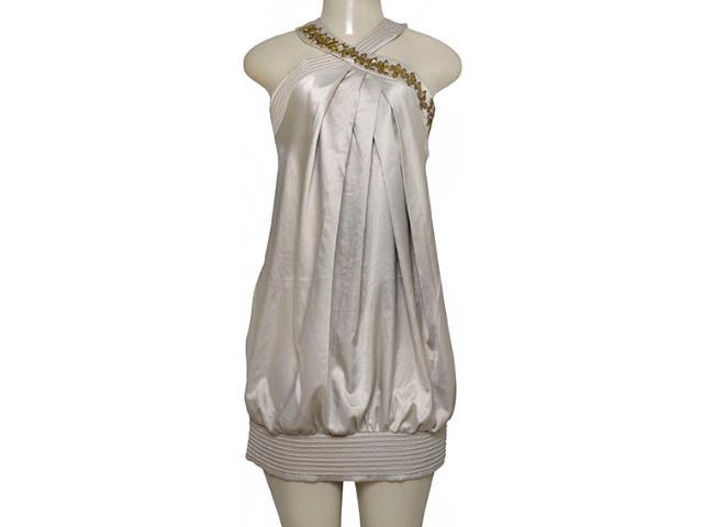 Vestido Feminino Morena Rosa 112746 Cru