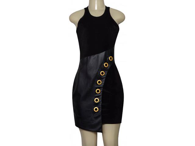 Vestido Feminino Morena Rosa 105817 Preto