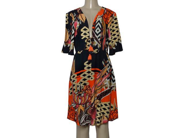 Vestido Feminino Morena Rosa 106129 Preto Color