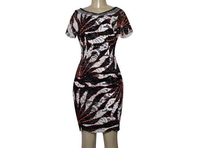 Vestido Feminino Morena Rosa 105976 Preto