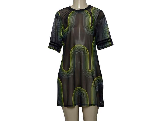 Vestido Feminino Mormaii Clothing 445900088 Var7 Preto/verde