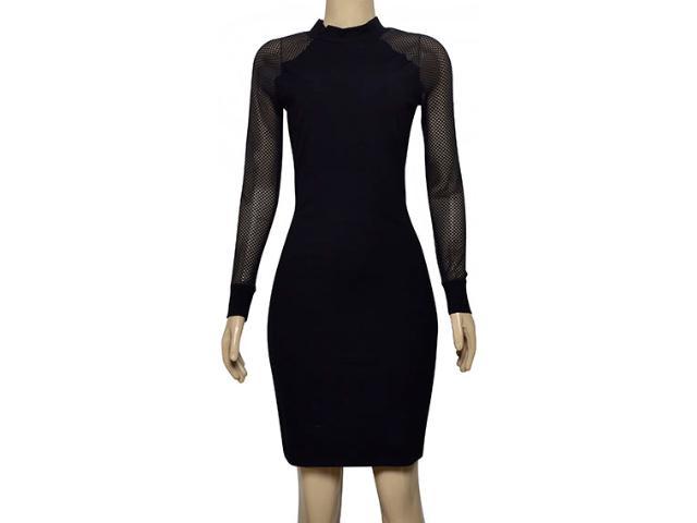 Vestido Feminino Mormaii Clothing 445900121 Preto