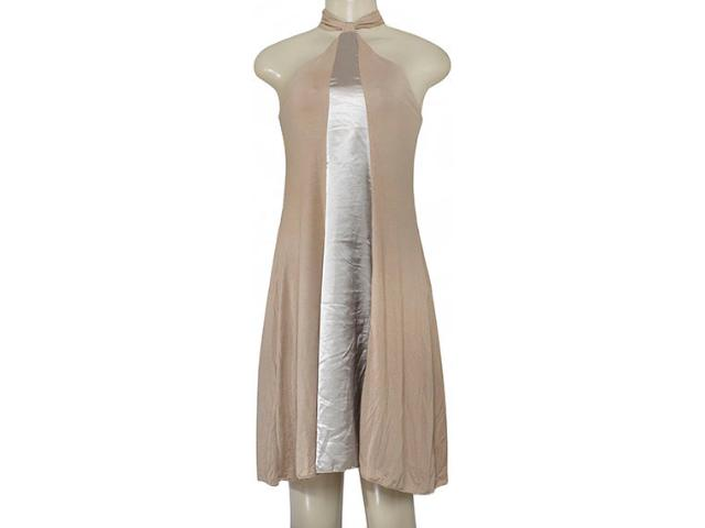 Vestido Feminino Tan Tan 3.15739 Bronze
