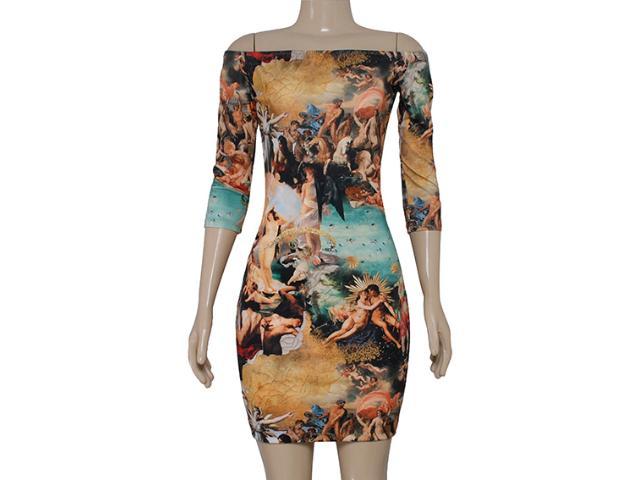 Vestido Feminino Triton 441402693 Estampado