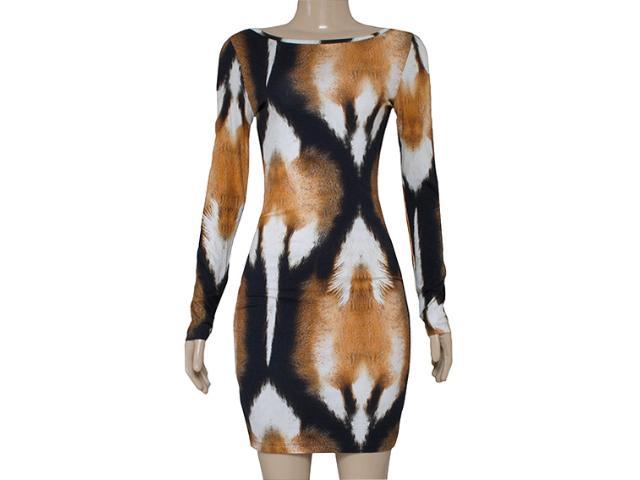 Vestido Feminino Triton 441402387 Estampado