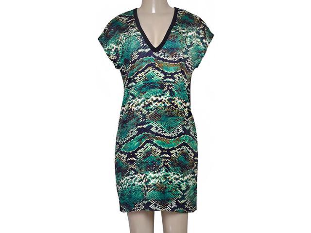 Vestido Feminino Triton 441403501 Verde Escuro