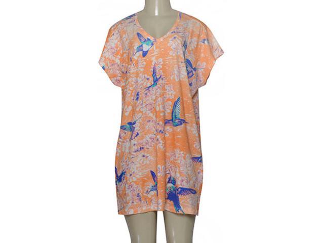 Vestido Feminino Triton 441401391 Laranja