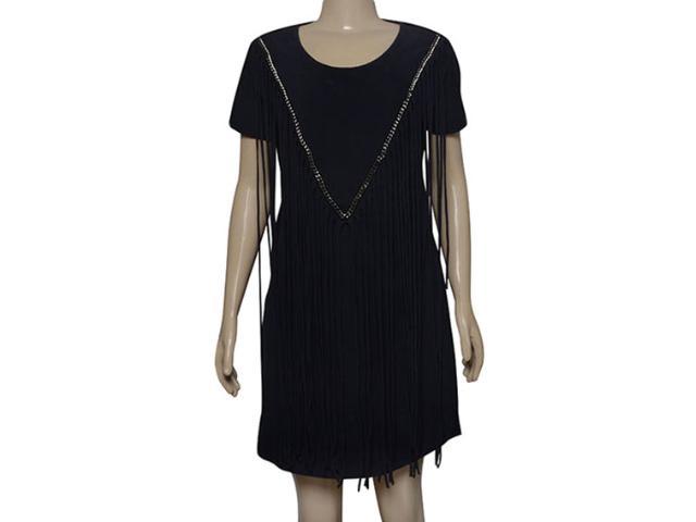 Vestido Feminino Triton 441402614 Preto