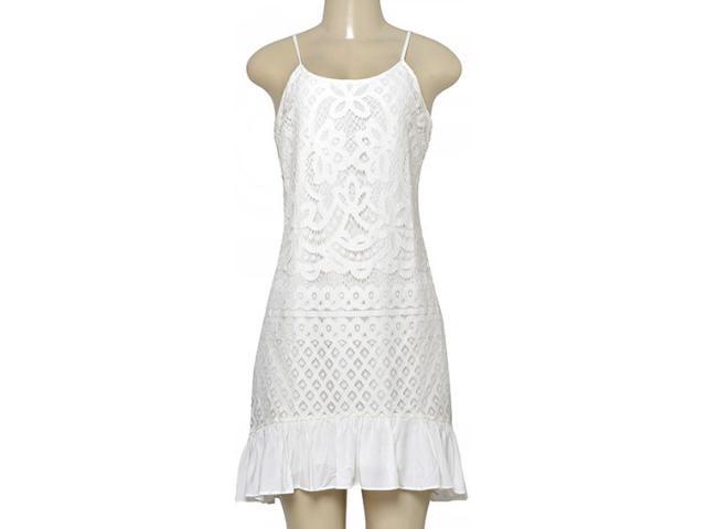 Vestido Feminino Zinco 103346 Off White