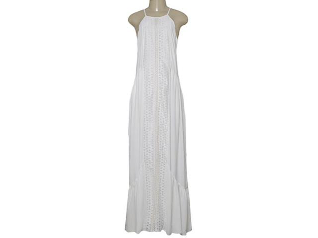 Vestido Feminino Zinco 103342 Off White