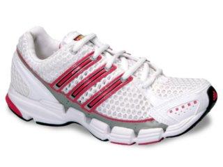 Tênis Feminino Adidas Attune w 281354 Branco/rosa - Tamanho Médio