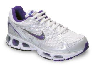 Tênis Masculino Nike Air Max Tailwind 344762-141 Prata/azul - Tamanho Médio