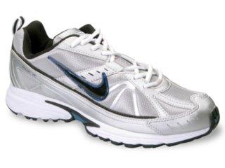 Tênis Masculino Nike Dart vi 352723-002 Prata/branco - Tamanho Médio