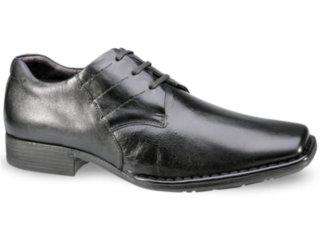 Sapato Masculino Ferracini 4250 Preto - Tamanho Médio