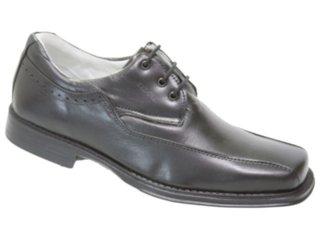 Sapato Masculino Kedoll 9802 Preto - Tamanho Médio