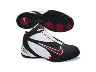 Tennis Bota Masculina Nike Flight 345325-061 Branco/pt/vermelho - Tamanho Médio