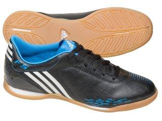 Tênis Masculino Adidas f5 in G25505 Preto/azul - Tamanho Médio
