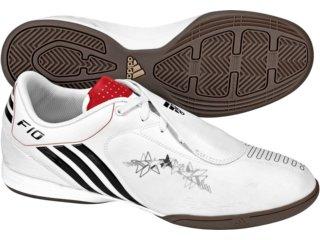 Tênis Masculino Adidas F10 G02235 Branco/preto - Tamanho Médio