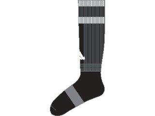 Meia Adidas 481123 Preto Comprar na Loja online kinei.com.br 26bea7a17abc0