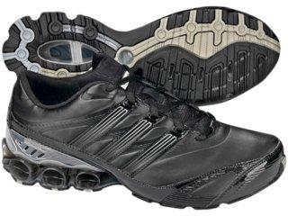 Tênis Feminino Adidas Shikoba G02760 Preto/prata Velha - Tamanho Médio