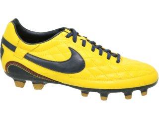 Chuteira Masculina Nike 324978-747 Amarelo - Tamanho Médio