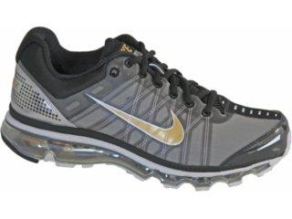 Tênis Masculino Nike 354744-071 Cinza/pto - Tamanho Médio