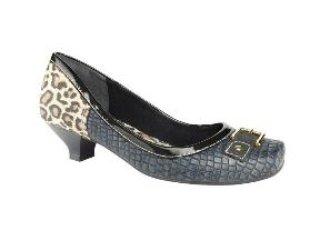 Sapato Feminino Dakota 1263 Preto - Tamanho Médio