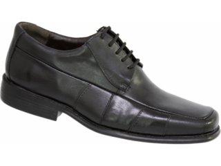 Sapato Masculino Calvest 195747 Preto - Tamanho Médio