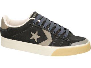 Tênis Masculino All Star 838550 Chumbo/marrom - Tamanho Médio