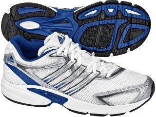 Tênis Feminino Adidas Optiq G00468 Branco/azul - Tamanho Médio