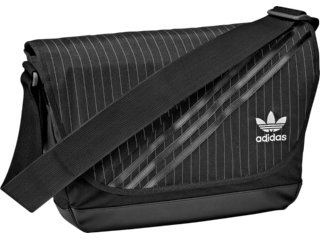 08b7163b35 Bolsa Adidas E43194 Preto Comprar na Loja online...