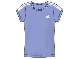 dda536399ef T-shirt Adidas P14927 Lilas Comprar na Loja online...