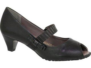 Sapato Feminino Ramarim 912207 Preto - Tamanho Médio