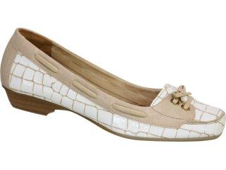 Sapato Feminino Dakota 1251 Fibra - Tamanho Médio