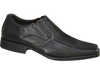 Sapato Masculino Ferracini 4271 Preto - Tamanho Médio