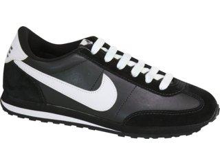 Tênis Masculino Nike Runner 350694-011 Preto/branco - Tamanho Médio