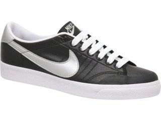 Tênis Masculino Nike All Court 318538-001 Preto/cinza - Tamanho Médio