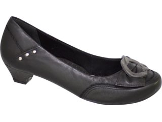 Sapato Feminino Campesi 1131 Preto - Tamanho Médio