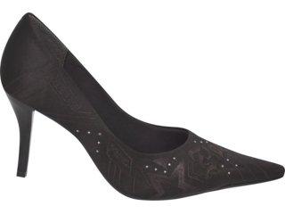 Sapato Feminino Vizzano 1109510 Preto - Tamanho Médio