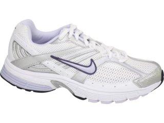 Tênis Feminino Nike Air Alariss 344104-1 Branco/lilas - Tamanho Médio