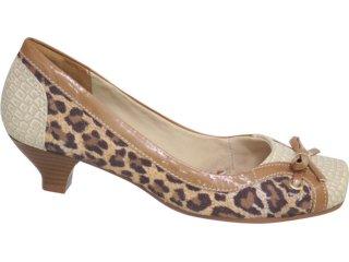 Sapato Feminino Dakota 1262 Avelã - Tamanho Médio